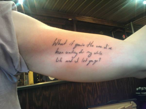20 Tattoo Quotes About Stars Pictures And Ideas On Meta Networks