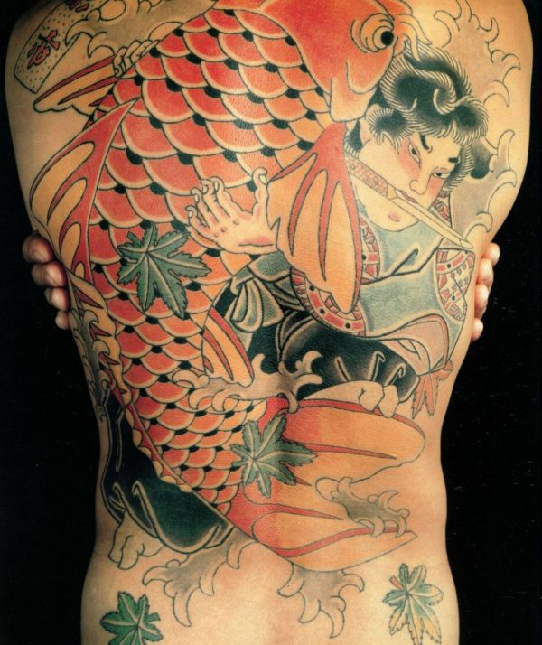 Japanese Tattoos Design Ideas And Meaning