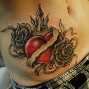 heart tattoos design ideas