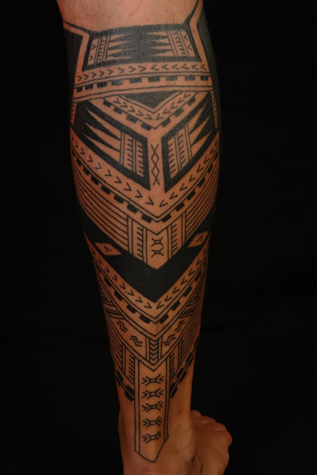 Polynesian Tribal Tattoo Meaning