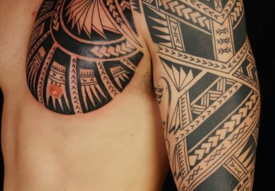 Samoan Tattoos Meaning And Design