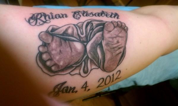 memorial tattoos design ideas