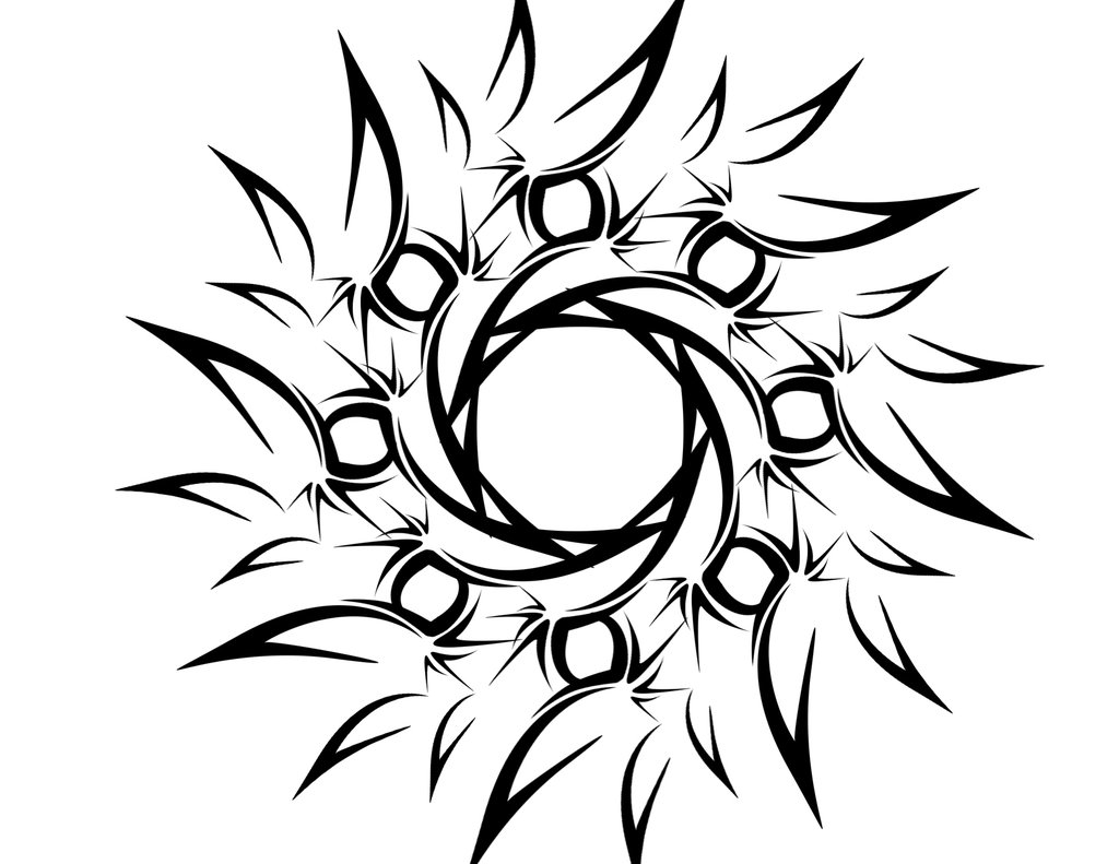Sun Tattoos Designs Ideas And Meaning