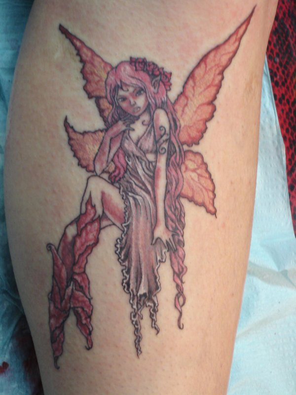 Fairy Tattoos Design Ideas And Meaning