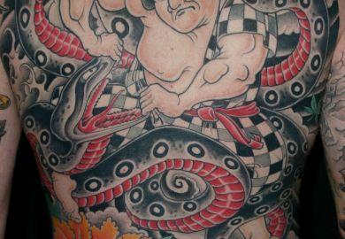 Free Snake Tattoo Designs