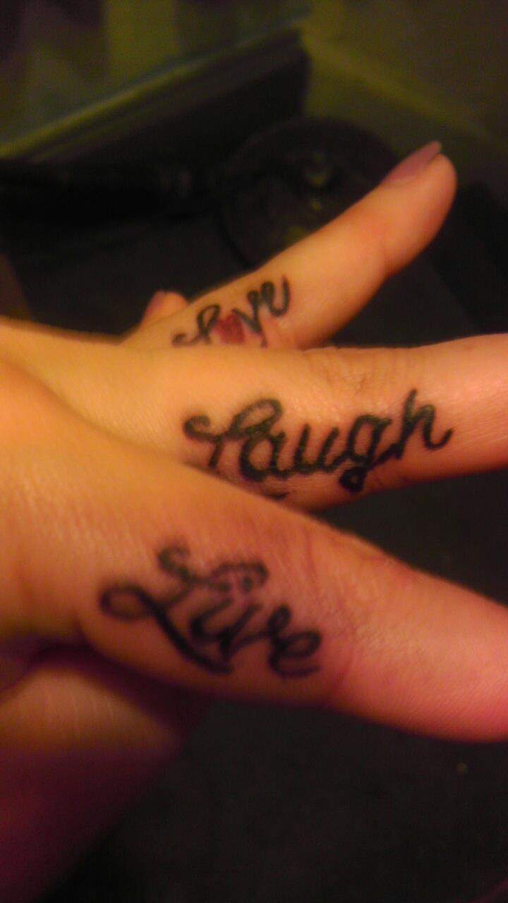 Laugh It Out Meaning
