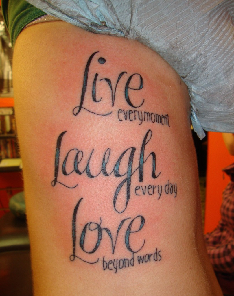 Laugh Ones Sleeve Definition