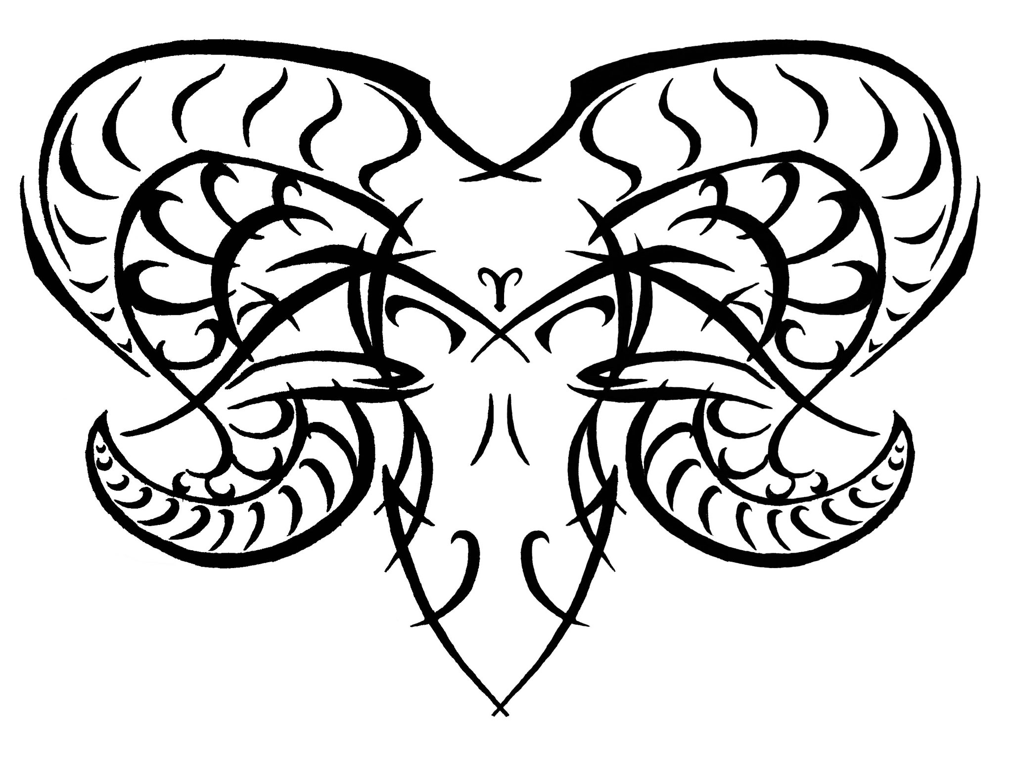 Aries Tattoos Designs Ideas And Meaning