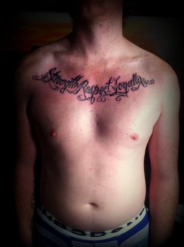 strength tattoos design ideas