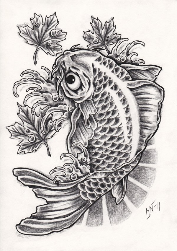 Fish Tattoos Design Ideas And Meaning