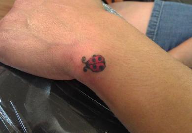 Number Tattoos Ideas