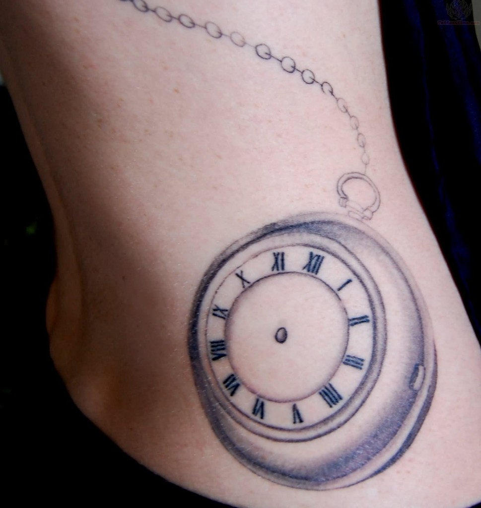 Pocket Watch Tattoos Designs Ideas and Meaning  Tattoos