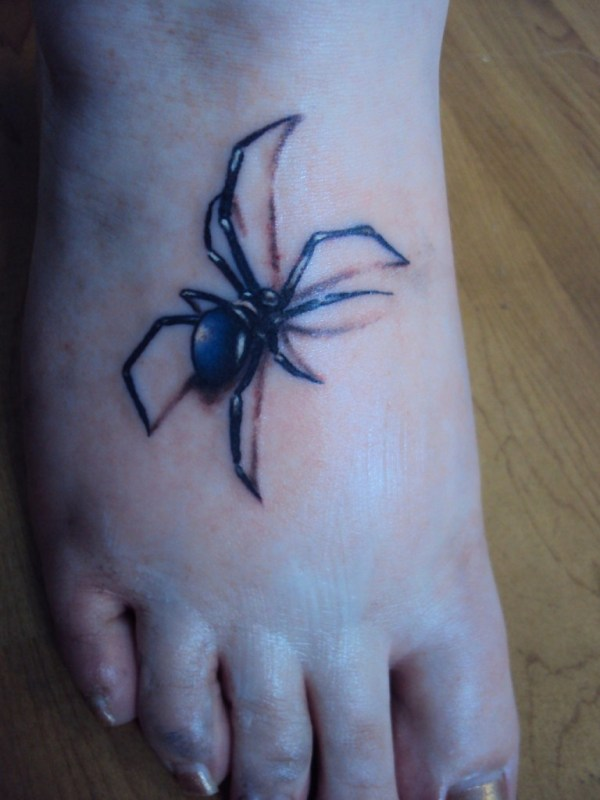 spider tattoos design ideas