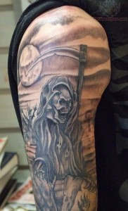 Ghost Tattoos Designs Ideas And Meaning Tattoos For You