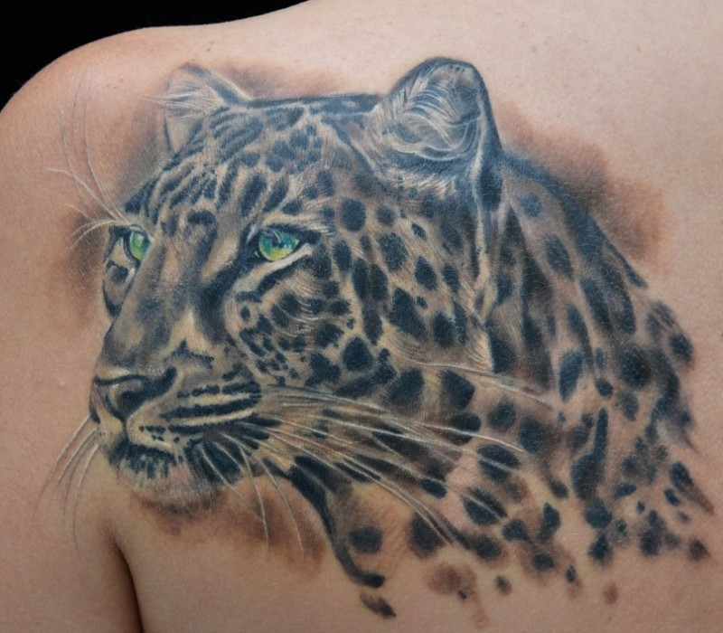 Jaguar Tattoo Designs Women