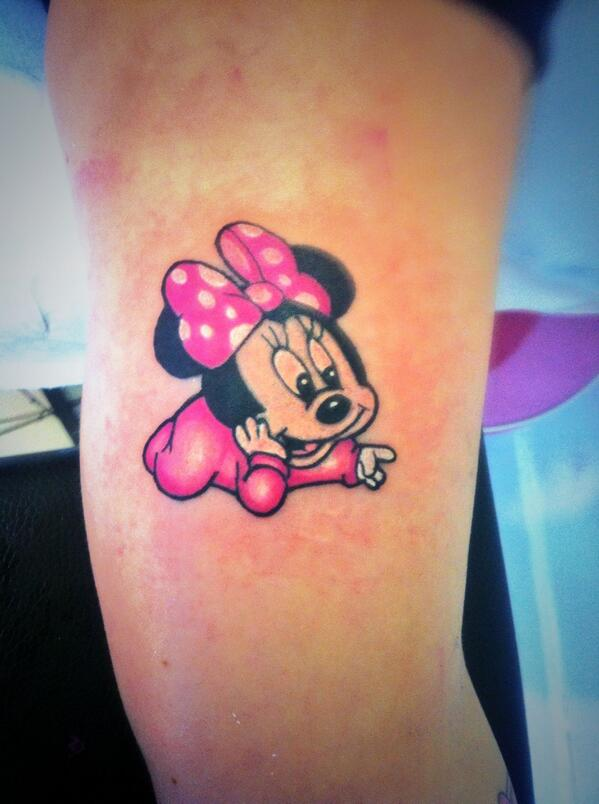 20 Baby Mickey With Tattoos Ideas And Designs