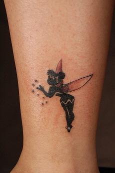 Tinkerbell Tattoos Designs Ideas And Meaning Tattoos