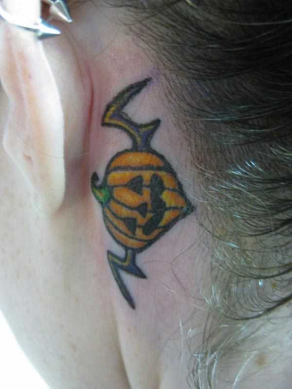 Halloween Tattoos Designs Ideas and Meaning  Tattoos For You