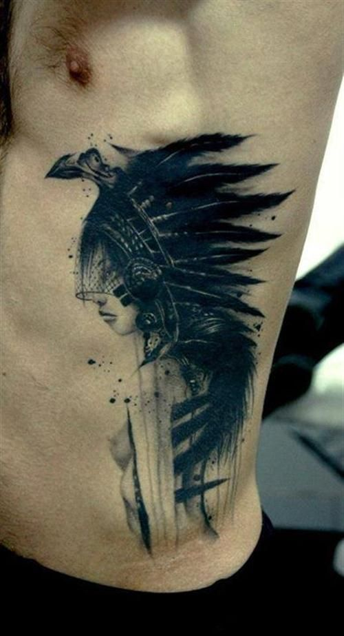 20 Cool Tattoos Meaning For Men Ribs Ideas And Designs