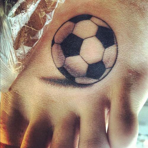 Football Tattoo Ideas For Men