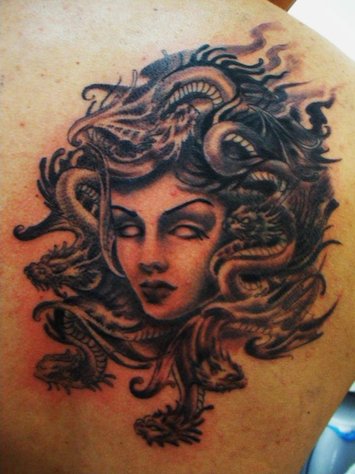Medusa Tattoos Designs Ideas and Meaning  Tattoos For You