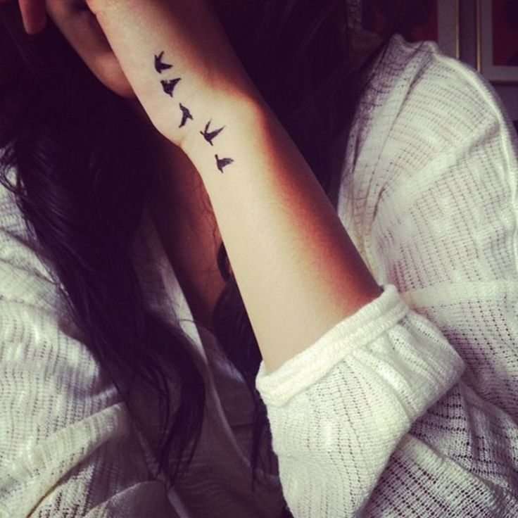 Side Wrist Tattoo Ideas