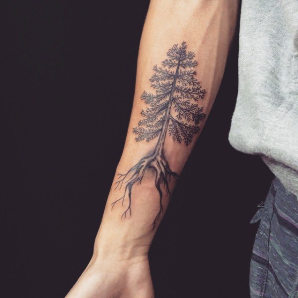20 Tree Tattoos Mens Ideas And Designs