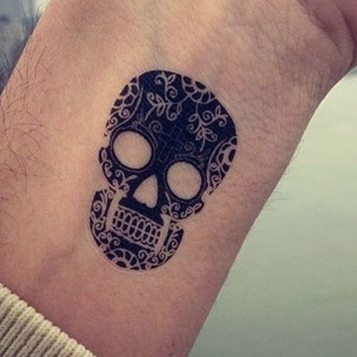 Tattoos For Men On Wrist Latest