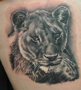 Lioness Tattoo Designs Ideas and Meaning  Tattoos For You