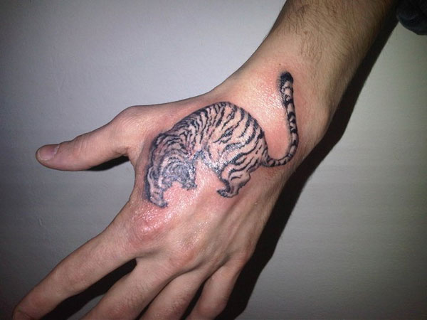 Small Tattoos For Mens Hand