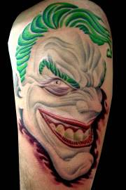 joker tattoo ideas