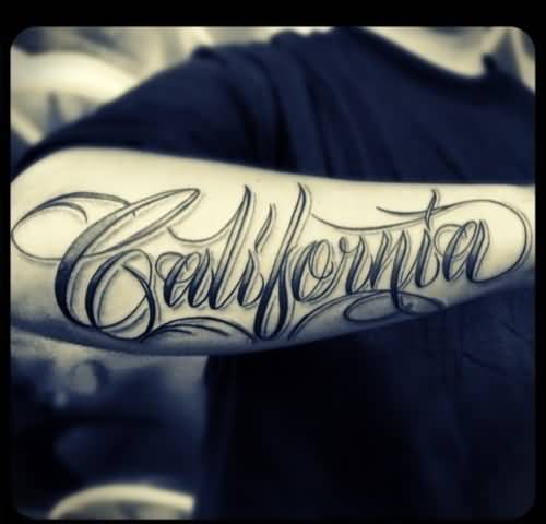 20 City Name Tattoos Ideas And Designs