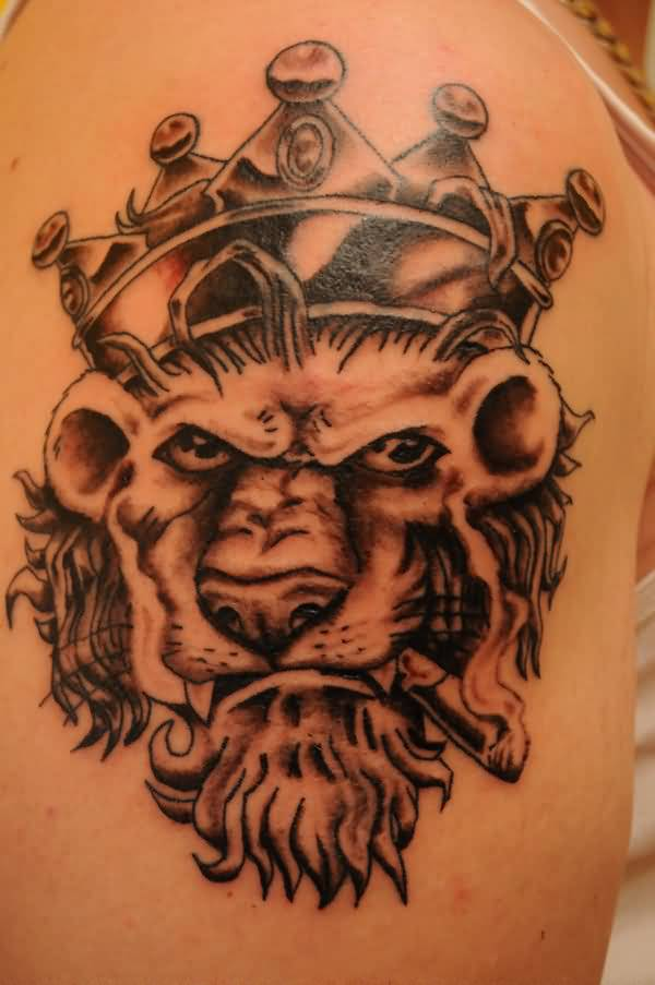20 Lion King Tattoos Designs For Men Ideas And Designs