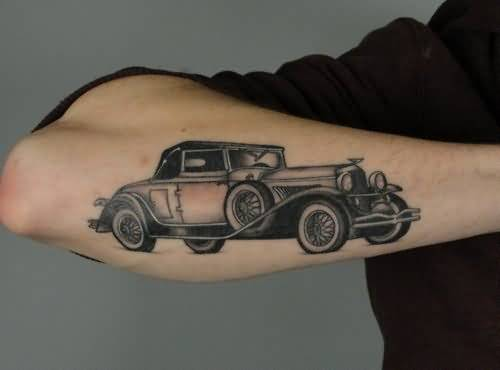 20 Classic Truck Tattoos Ideas And Designs
