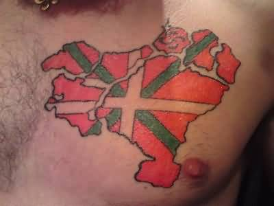 20 Tattoos Chest England Ideas And Designs