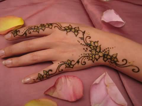 20 Nice Indian Hand Tattoos Ideas And Designs