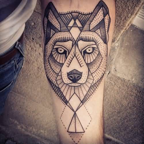 20 Easy Wolf Forearm Tattoos Ideas And Designs