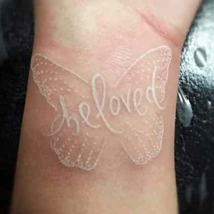 tattoo-white-ink-butterfly-tattoo-on-wrist