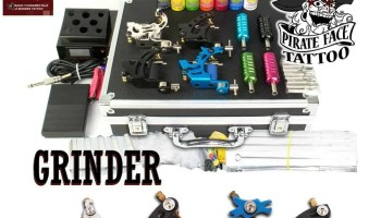 Tattoo Starter Kits for Sale for Beginners and Amateurs - Tattoos Spot