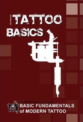 Tattoo basics book in the kit