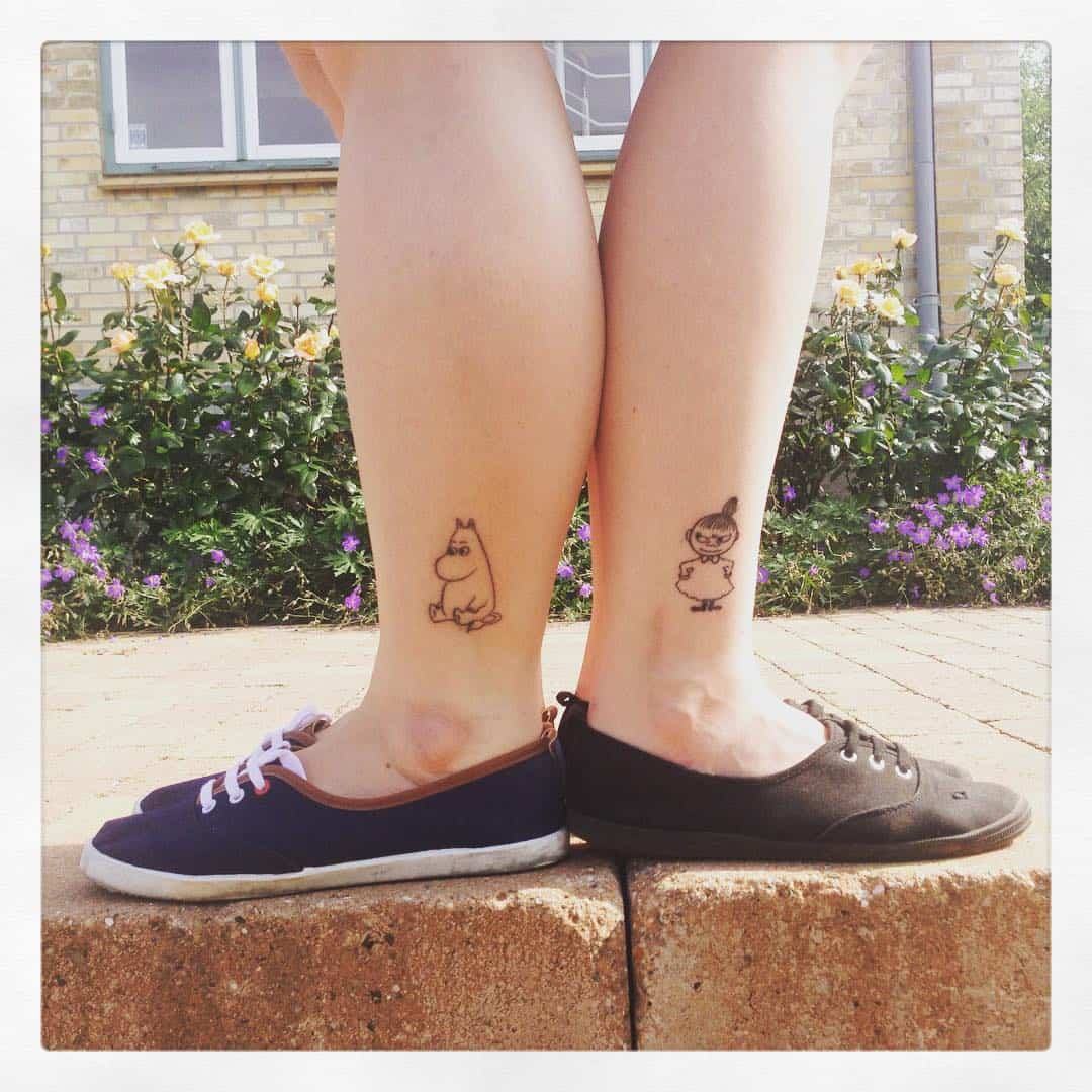 39 Tattoos for Sisters With Powerful Meanings - Tattoos Spot