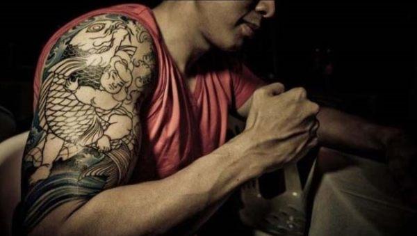 Classic Japanese tattoo art ideas