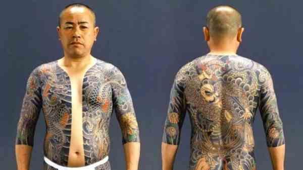 Japanese yakuza tattoos and Their Symbolic Meaning