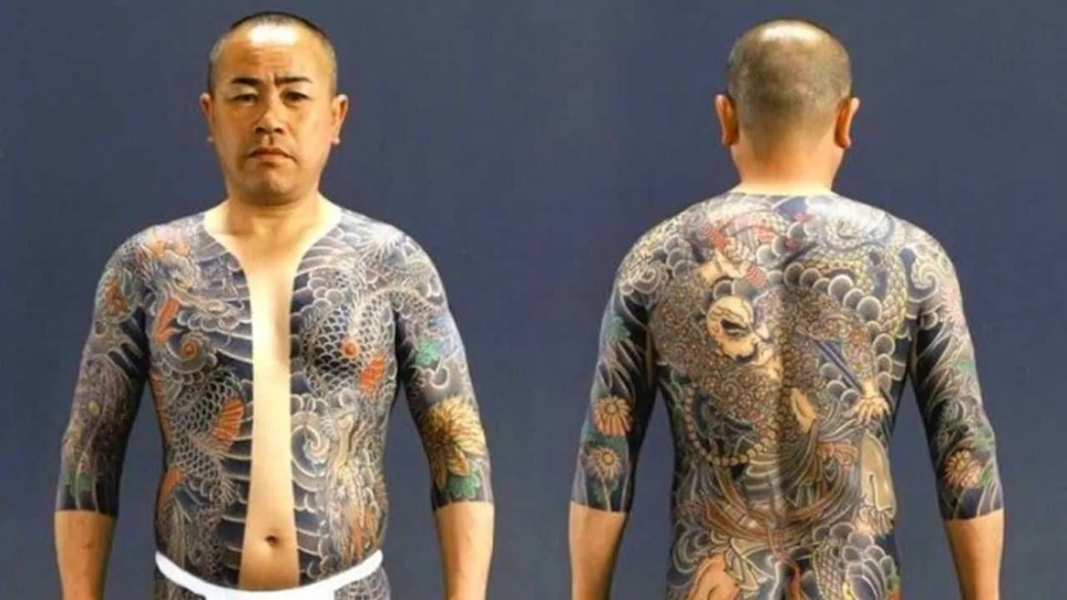 Japanese Yakuza tattoos and Their Symbolic Meaning