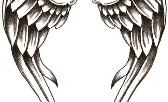 Wings Tattoo Design Inspiration