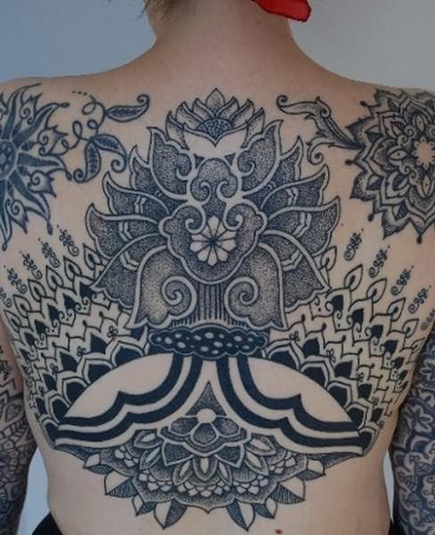 henna tattoo & design