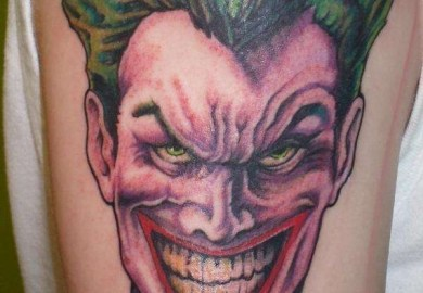 Tattoo Joker Designs