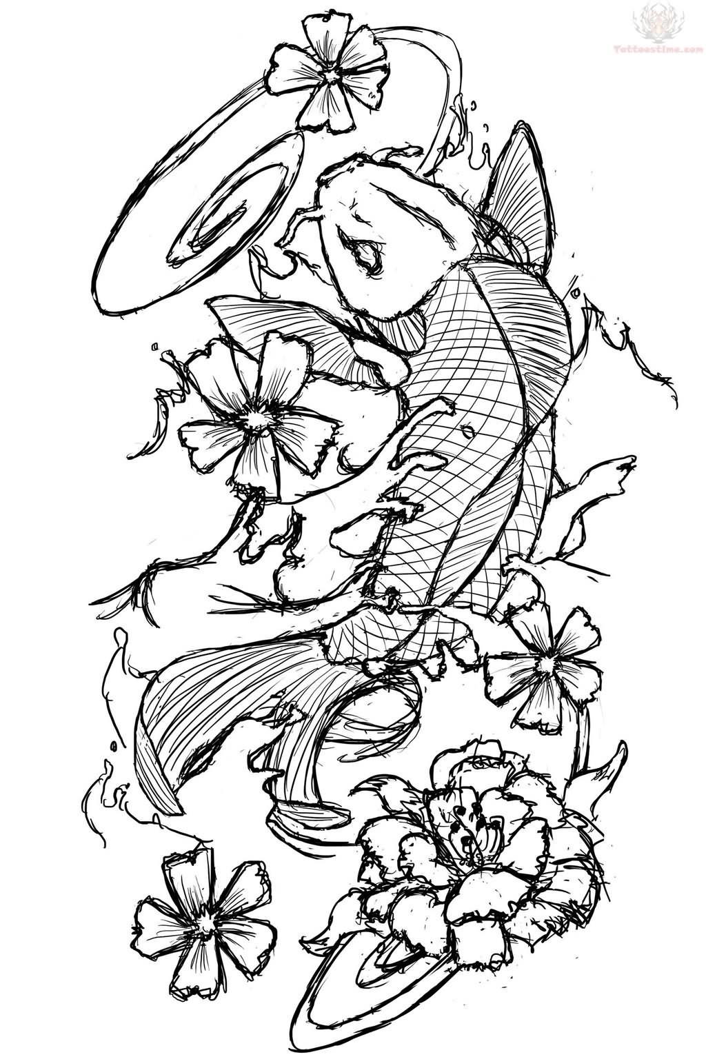 Koi Tattoos Page 43