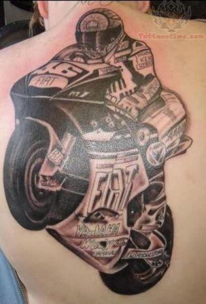 Extreme Sport Tattoo