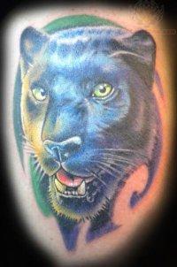 Jaguar Tattoo Images & Designs